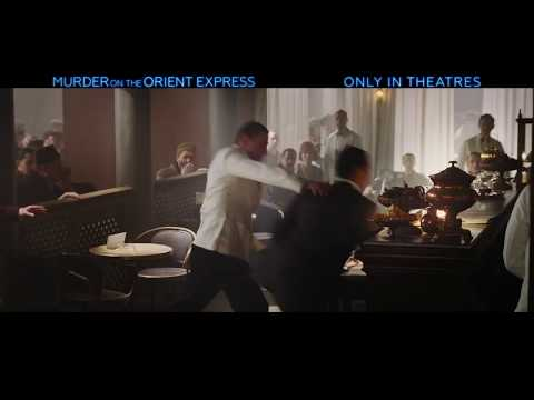 Murder on the Orient Express - TV Spot 15 sec