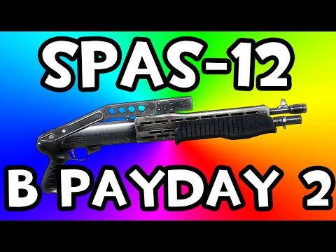 Payday 2 Парное Оружие