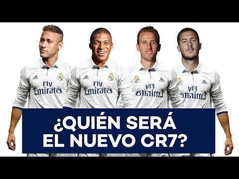 ¿Quién será el nuevo Cristiano Ronaldo en en Real Madrid?