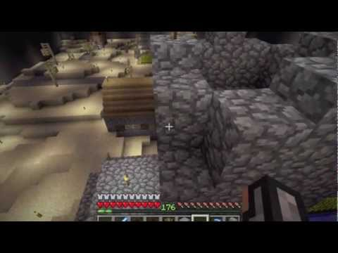Minecraft- Fly in Survival mode (12w08a) (NO MODS!)