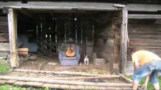 "Video Zrub (sound - live: Blueshaman & Pepa ""Oldtimebanjo"")"