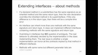 OOP In Java - Lecture 6