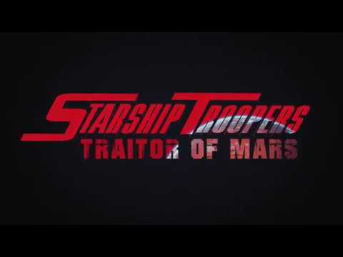 STARSHIP TROOPERS: TRAITOR OF MARS Available On Digital August 22 & On Blu-ray And DVD September 19!