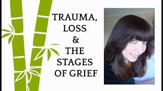A descriptive video on how trauma can cause grief and what the main stages of grief are.