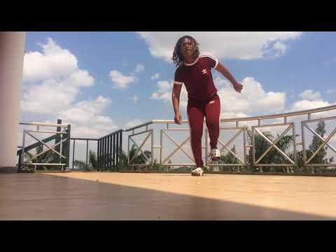 JIFUNZE JINSI YA KUCHEZA CHOMBO YA RAYVANY  #chombo DANCE TUTORIAL  By ANGEL NYIGU