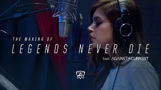 Download Lagu Making Of Legends Never Die | Worlds 2017 - League of Legends Mp3