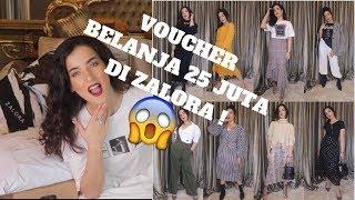 Video BELANJA DI ZALORA + NYOBAIN BAJU BARU ! MP3, 3GP, MP4, WEBM, AVI, FLV Maret 2019