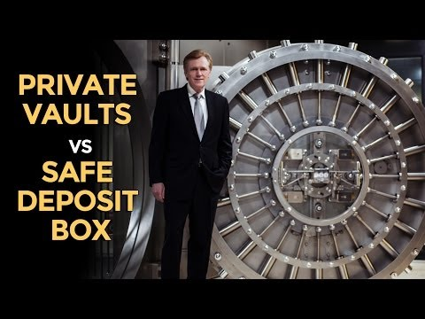 info - More: http://goldsilver.com/storage/ Hi everyone, please share this important info on the dangers of 'safe' deposit boxes. We're excited to add Guardian Vaults in Australia to our team of private...