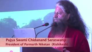 Pujya Swamiji on World Toilet