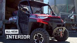 9. 2018 Polaris RANGER XP 1000