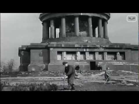 Gemüseanbau im Tiergarten nach dem 2. Weltkrieg
