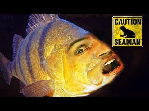 Seaman Dreamcast