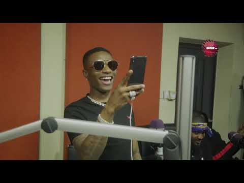 WIZKID INTERVIEW WITH HIS STAR BOY ENTERTAINMENT FAMILY