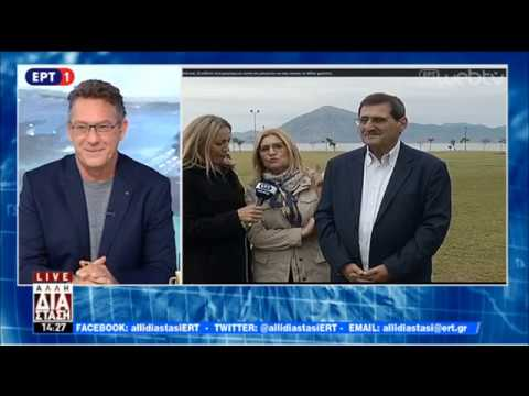 Το παραλιακό μέτωπο για 99 χρόνια στο δήμο της Πάτρας | 8/11/18 | ΕΡΤ