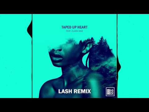 KREAM - Taped Up Heart (feat. Clara Mae) [Lash Remix]