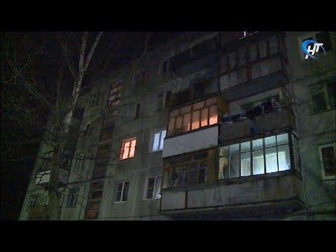 В Божонке два ребенка поставили под угрозу пожара многоквартирный дом