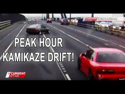ACA High Speed AE86 Drifter Putting Lives At Risk Peak Hour Kamikaze Melbourne Australia