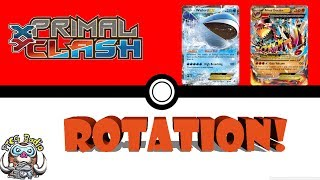 The Pokemon rotation is coming on September 1st so let's take a look at Primal Clash and see what we're losing when this set rotates.Headlines video: https://www.youtube.com/watch?v=9t4uoyFZmmY& Twitch: twitch.tv/ptcgradioPatreon: Patreon.com/ptcgradioTwitter: twitter.com/thewossy