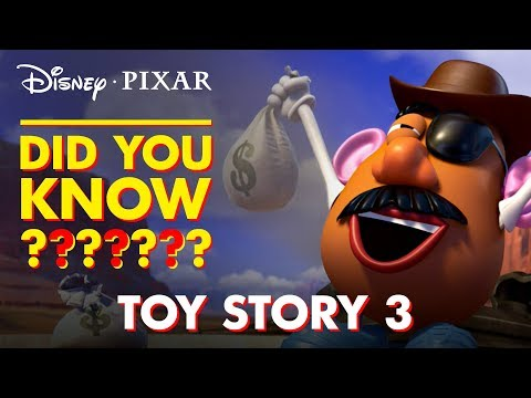 Pixar Did You Know: Toy Story 3 | Disney•Pixar