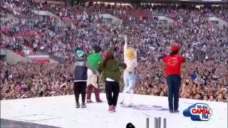 Rita Ora vídeo clipe R.I.P. (At The Capital Summertime Ball 2012) (Live)