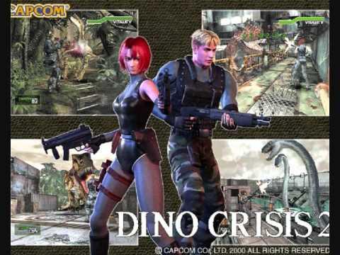 Dino Crisis 2 Full OST/Soundtrack