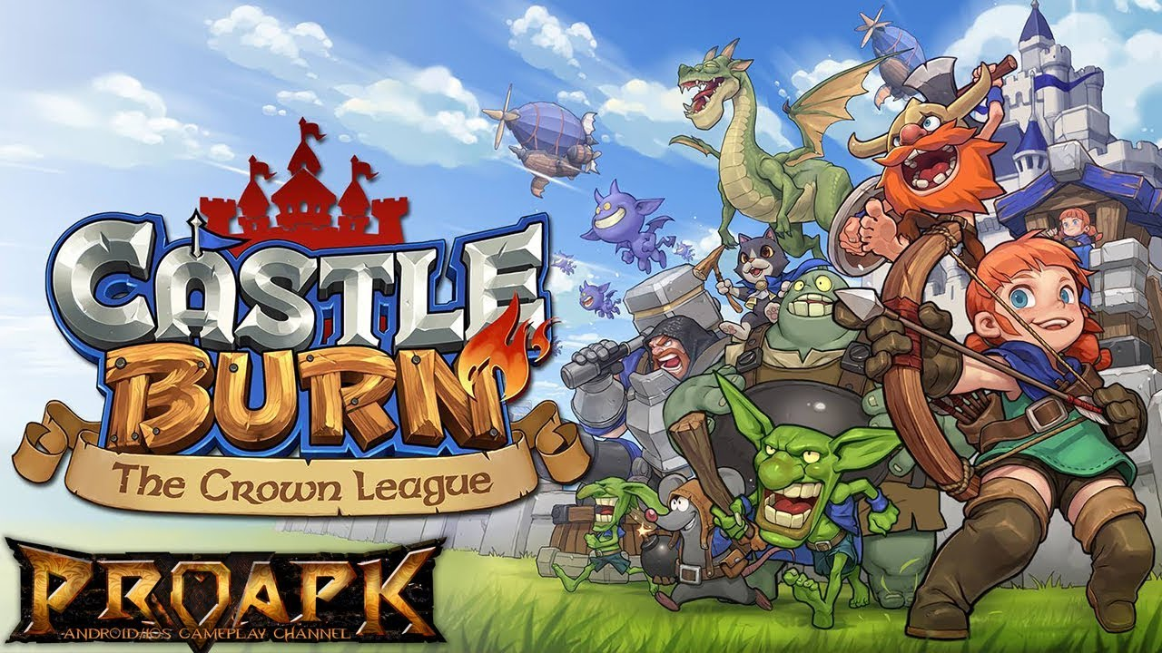 Castle Burn - The Crown League