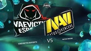 VS vs NV - Неделя 4 День 2 Игра 1 / LCL