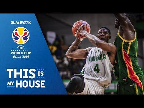 Nigeria v Senegal - Highlights - FIBA Basketball World Cup 2019 - African Qualifiers