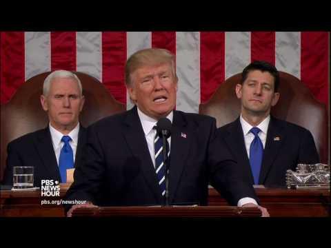 Trump criticizes 'inherited' economy