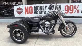 7. 2016 Harley Davidson Trike Freewheeler for sale ~ 2018 August