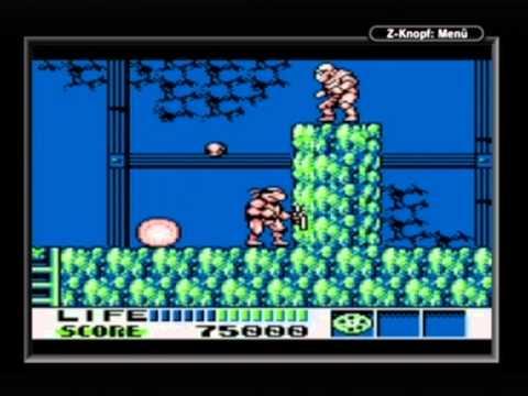 Teenage Mutant Ninja Turtles III 3 Radical Rescue Nintendo Game Boy