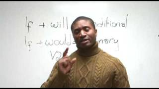 English Grammar: Conditional&Imaginary - IF, WILL, WOULD, WERE