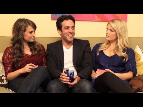 Let's Talk About Something More Interesting - BJ Novak
