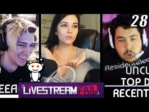 Reddit funny - xQc Reacts to Funny Clips From