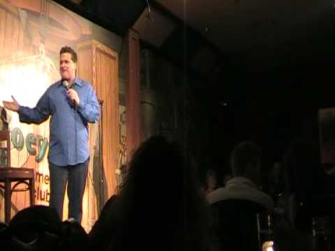 Tom Massey @ Joey's Comedy Club 2009 (Part 1)