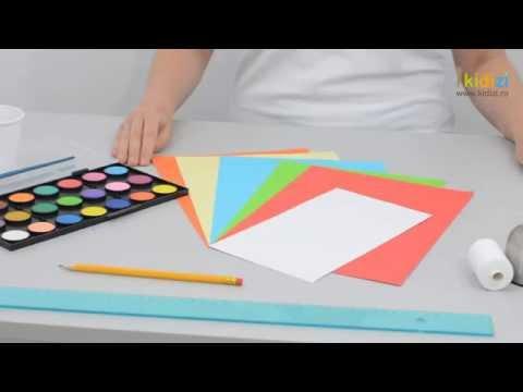 Cum sa confectionati ghirlande colorate