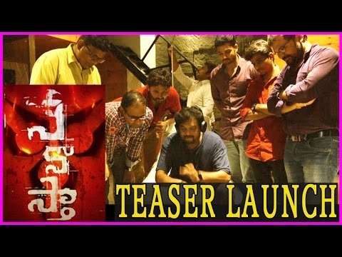 Nenostha Movie Teaser - Launch | Gnan | Priyanka Pallavi | Surya Srinivas | Telugu Horror Movie