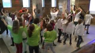 Celebration Lipdub Betovering 2014  - zaterdaggroep