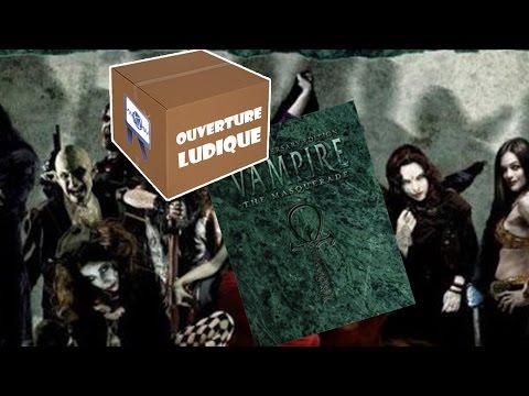 Ouverture Ludique - Vampire, 20ième anniversaire
