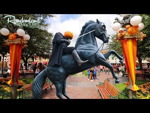 Halloween is BACK at Disneyland AND NOW DCA!