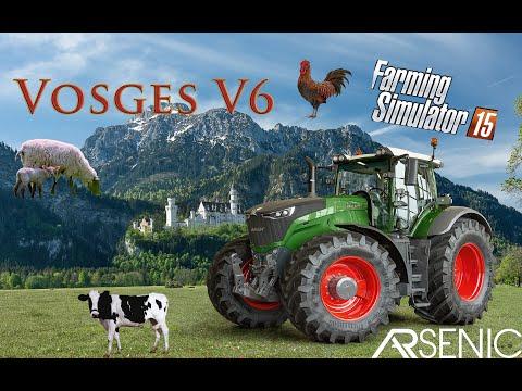 Vosges  V6