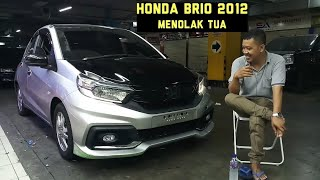 Download Video HONDA BRIO 2012 MENOLAK TUA - UPGRADE Eksterior & Interior ke Tampilan Honda All New Brio RS 2018 MP3 3GP MP4