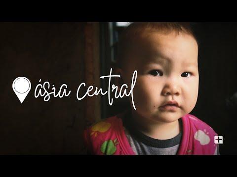 Essa é a igreja sofredora - Ásia Central