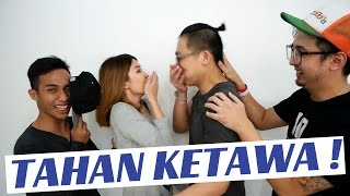 Video CHALLENGE TAHAN KETAWA!! Ft.Edho Zell, Rio Ardhillah, Cici Fani MP3, 3GP, MP4, WEBM, AVI, FLV November 2017