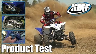 6. HMF YFZ450R Competition Series Exhaust and Fuel Optimizer Test