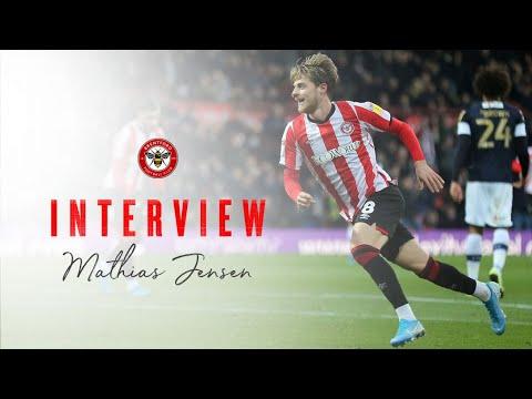 Interviewing Jensen