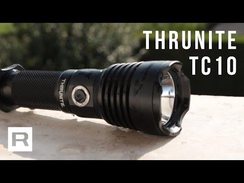 Torcia Thrunite - TC 10 - Potente e Aggressiva