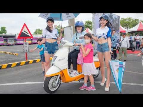 2018.6.16高雄場 J-Dream x Adiva x Peugeot Scooters 新車