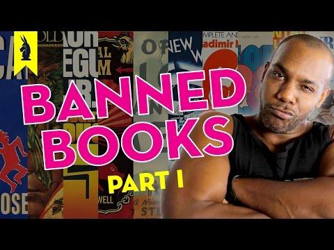 BANNED BOOKS: Boobies, Pillz & Aliens (Part I)
