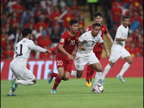 Highlights: Vietnam 2-0 Yemen (AFC Asian Cup UAE 2019: Group Stage)